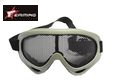 EAIMING Airsoft No Fog Metal Mesh DL Style Goggle –Olive Drab