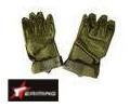 EAIMING Airsoft Full Flight Tactical Glove – Olive Drab