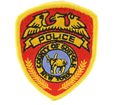 EAIMING Suffolk County Police Patch (Embroidery/Sticker)