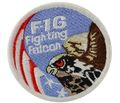 EAIMING U.S. Air Force F16 Fighting Falcon Eagle Patch