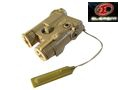 Element AN/PEQ-16A Integrated Pointer /IPIM Laser Device -Tan