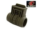 Element Polymer TDL Style Tactical Light Mount -Olive Drab