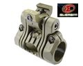 Element Polymer 25mm 5 Position Flashlight Laser Rail Mount -OD