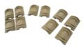 Element Polymer TDI Rail Cover 10pcs Set (Short) – Tan