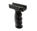 Element Polymer Vertical Ergonomic 20mm RIS Foregrip (Black)