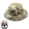 EMERSON A-TACS Action Boonie Hat With Top Velcro