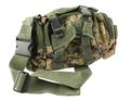 M.O.L.L.E Utility Gear Assault Waist Bag (Digital Woodland)