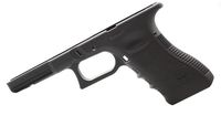 HK3 GLOCK Polymer Frame for TM/WE G17 GBB (BK)