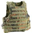 NOB German Woodland Camouflage RAV MOLLE Assault Vest