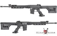 King Arms Blackwater BW15 Sniper AEG Rifle