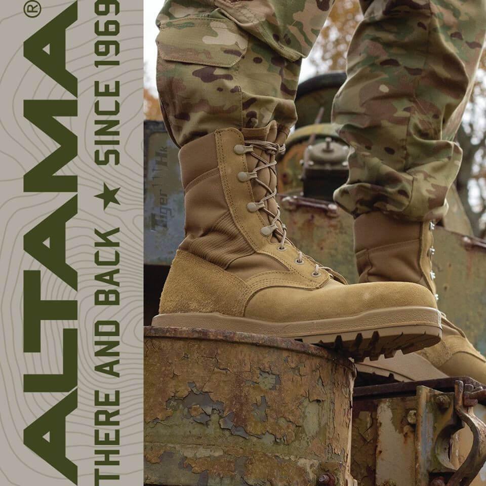 ALTAMA Boots
