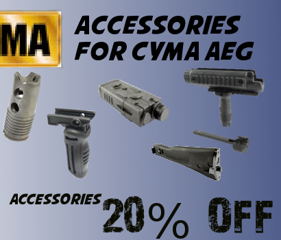 CYMA ACCESSORIES SPECIAL