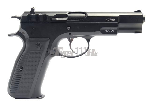 ksc cz75 gbb pistol(system 7) bk airsoft tiger111hk areaksc gbb cz75 2