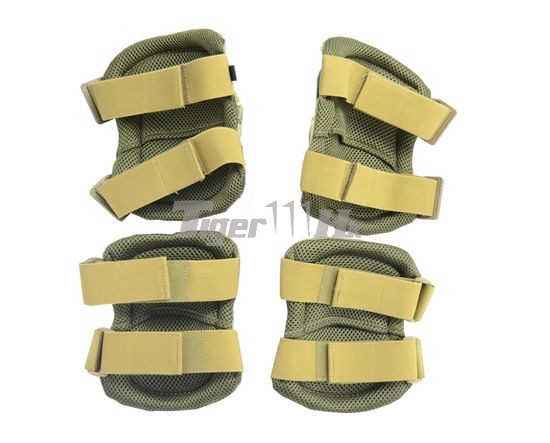 Emerson QD Knee   Elbow Pad Set (Crye Precision MultiCam) Airsoft ... 80f40d6015c7