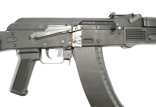 Ak74m: KSC Metal AK74M GBB Assault Rifle (Black) Airsoft
