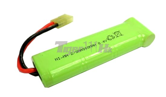 Rechargeable Ni MH Battery Mini Type Which Is Little Smaller Than The Standard 84V Comes With Plug