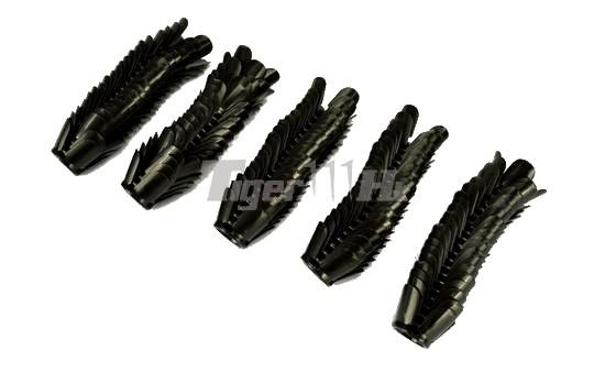 Airsoft Parts APS 100pcs WAD and Sealing Paper pour APS CAM870 Shotgun Shell