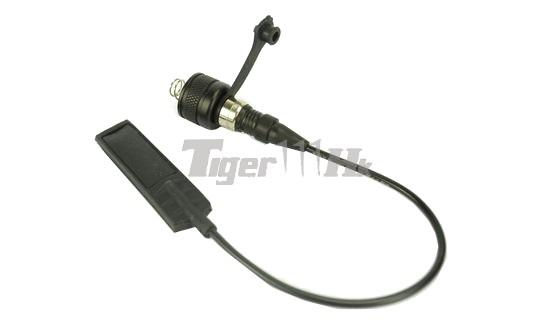 Night Evolution Remote Switch Assembly for ScoutLights Black NE-04042-BK