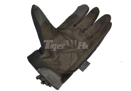 Mechanix Wear Taa Impact Pro Tactical Gloves Black