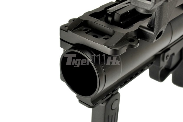 Iron Airsoft M320a1 40mm Gas Grenade Launcher Black