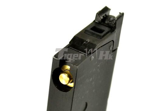 SRC SR33 Blowback Airsoft Pistol Gas 12 Round Green Gas Airsoft Magazine