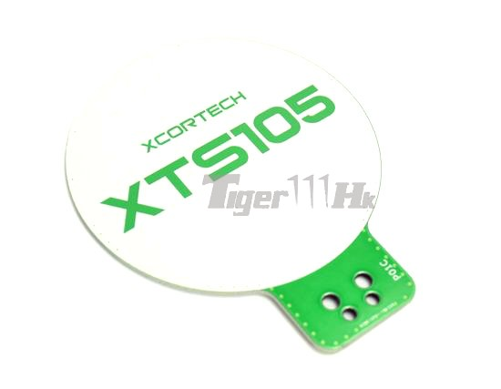 XCO-TARGET-PLATE