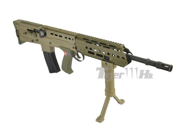 WE-GBB-L85A3-Cerakote