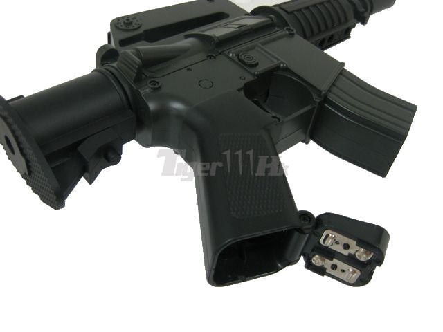 DOUBLE EAGLE Mini M4 Assault Rifle Airsoft Electric