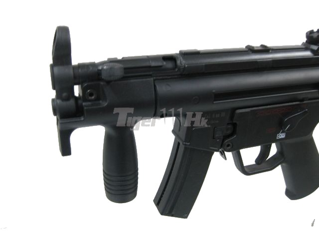 WELL MP5K Gas BlowBack Rifle (G-55)
