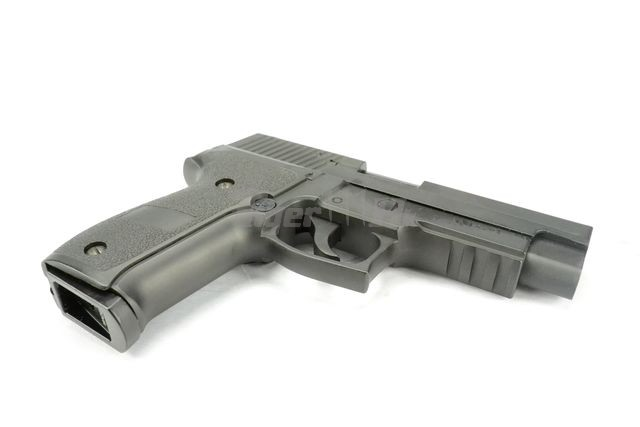 Sy Metal Frame Sig Sauer P226 Airsoft Gas Blow Back
