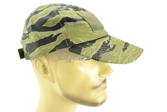 Vietnam Tiger Stripe Velcro Base ball cap (VTS) Airsoft Tiger111HK Area 53387b63d3e
