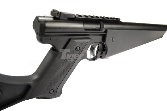 Kj Works Mk1 Carbine High Power Gas Operate Airsoft Pistol Airsoft