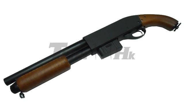 WELL Sawed-off Full Metal Pump Action Shotgun (8870 ...