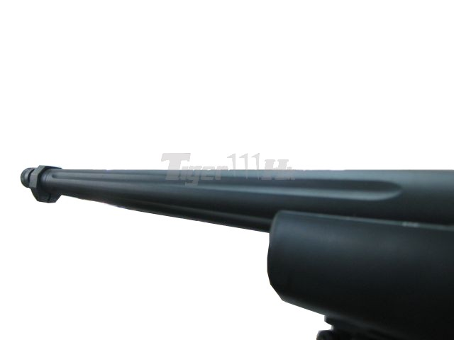 WELL Original VSR-10 Fluted Barrel with Scope and Bipod (BK)