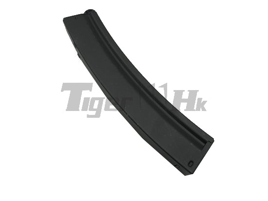 EAMING 260rd Hi-Cap metal Magazine for MP5 Series AEG (5pcs;BK)