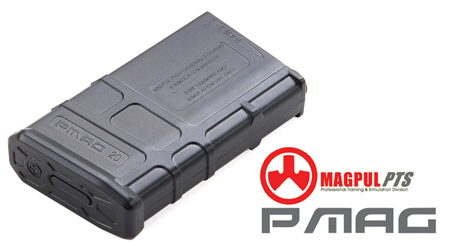 MAGPUL PTS 50rd Green Label PMAG for M4 / M16 (BK, 10pcs)