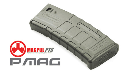 MAGPUL PTS 75rd Green Label PMAG for M4 / M16 (OD,10pcs)