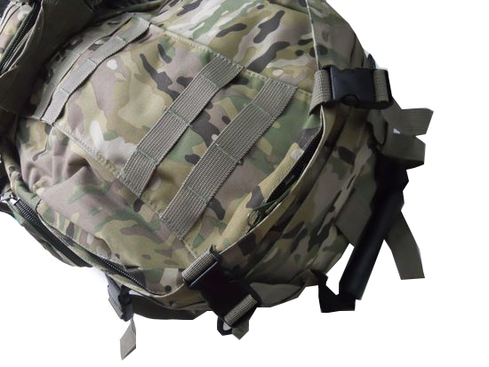 KMS Multicam MOLLE Assault Tactical Universal Gear Backpack Airsoft ... 735e81e3850eb