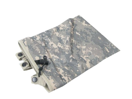 Deathless Belt Magazine Drop Pouch For MAG NVG (ACU)