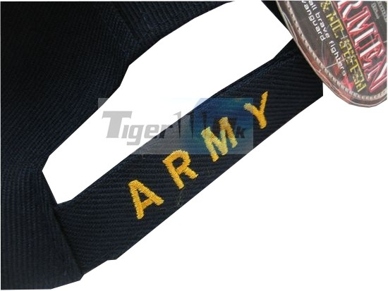 FISHERMEN ARMY Embroidery  Cap