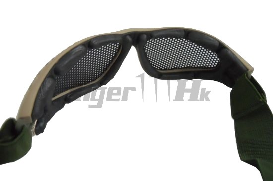 EAIMING Metal Mesh Goggle (BK)