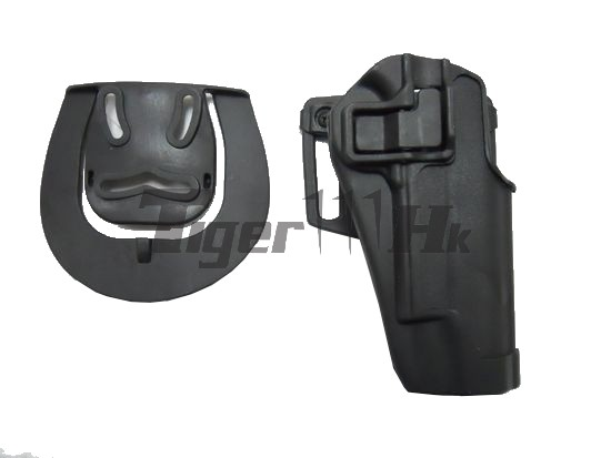 EAIMING 1911 series RH Pistol Paddle & Belt Holster