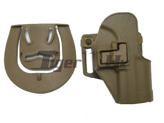 EAIMING GLOCK series RH Pistol Paddle & Belt Holster