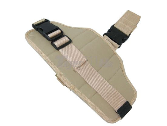 Strengthen Tactical Fly Universal Right Pistol Holster -ACU