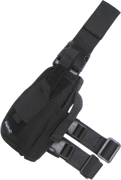 King Arms  Tactical Leg Holster - Black