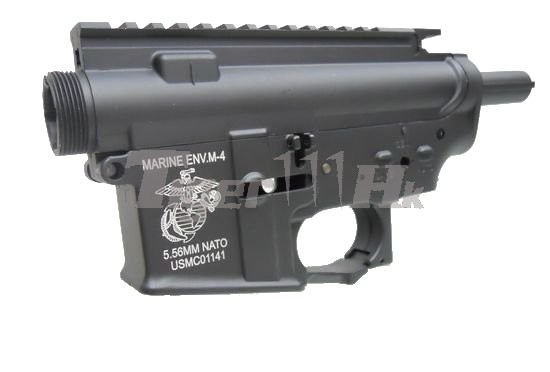 EAIMING USMC MARINE M4 AEG Metal Body (BK)