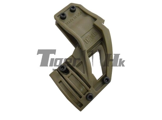 EAIMING ZFH1500 Tactical Flashlight Holder Mount -BK