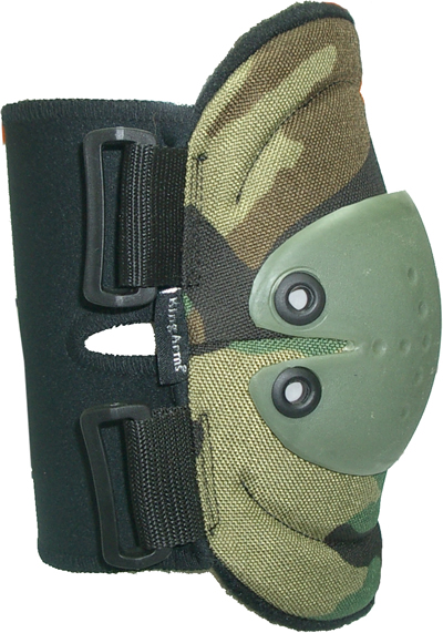 King Arms Elbow Pads-Camo