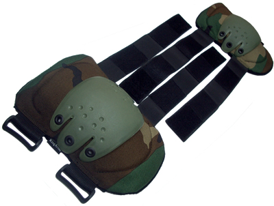 King Arms Knee Pads-Camo