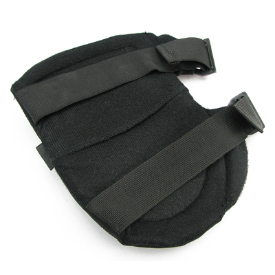 King Arms Warrior Knee Pads - BK